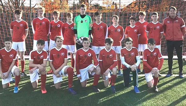 Hereford Pegasus U15's Colts look ahead to new season