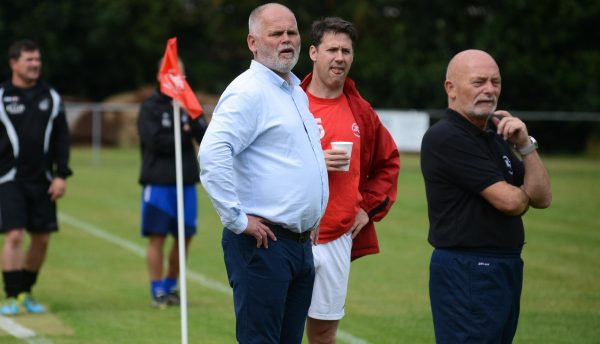 Peggy First Team continue its strong pre-season form